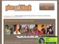 Plan q pour femme black à baiser